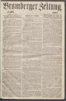 Bromberger Zeitung, 1864, nr 204