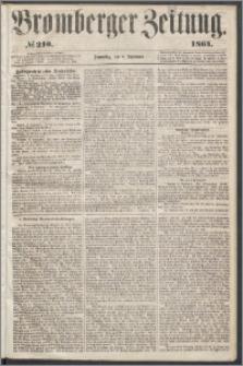 Bromberger Zeitung, 1864, nr 210