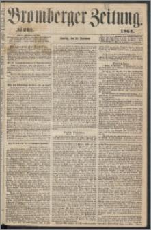 Bromberger Zeitung, 1864, nr 219