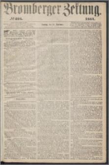 Bromberger Zeitung, 1864, nr 225