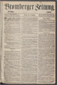 Bromberger Zeitung, 1864, nr 226