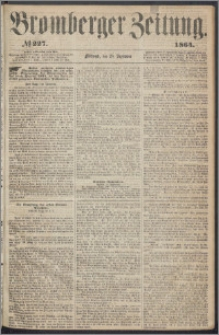 Bromberger Zeitung, 1864, nr 227