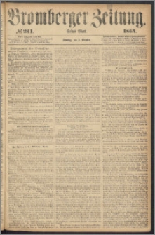 Bromberger Zeitung, 1864, nr 231