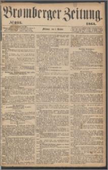 Bromberger Zeitung, 1864, nr 233