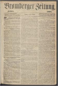 Bromberger Zeitung, 1864, nr 255