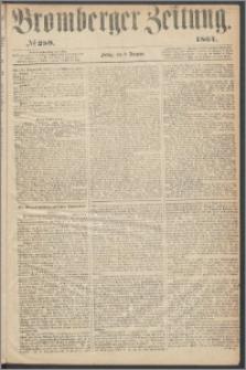 Bromberger Zeitung, 1864, nr 289