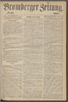 Bromberger Zeitung, 1865, nr 24