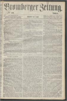 Bromberger Zeitung, 1865, nr 78
