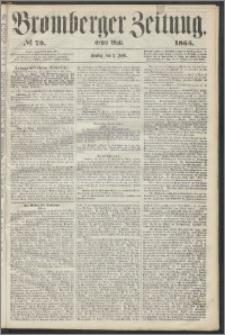 Bromberger Zeitung, 1865, nr 79