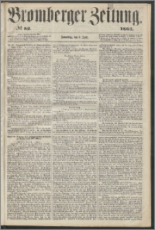 Bromberger Zeitung, 1865, nr 82