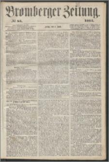 Bromberger Zeitung, 1865, nr 83