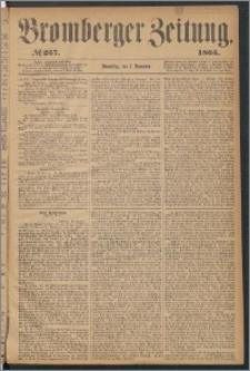 Bromberger Zeitung, 1865, nr 257