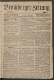 Bromberger Zeitung, 1865, nr 301