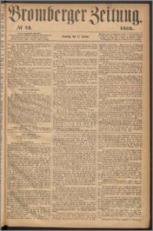 Bromberger Zeitung, 1866, nr 12