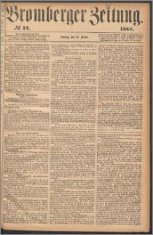 Bromberger Zeitung, 1866, nr 24