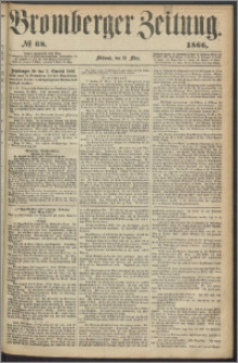 Bromberger Zeitung, 1866, nr 68