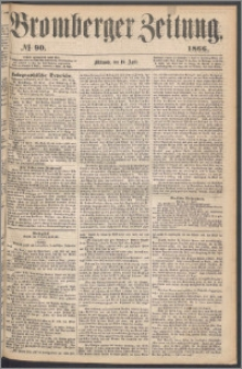 Bromberger Zeitung, 1866, nr 90