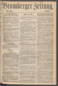Bromberger Zeitung, 1866, nr 114
