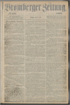 Bromberger Zeitung, 1866, nr 163