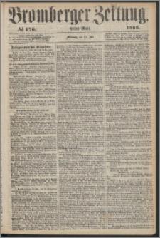 Bromberger Zeitung, 1866, nr 170