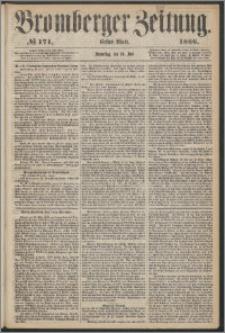 Bromberger Zeitung, 1866, nr 171
