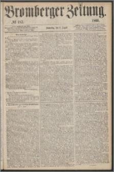 Bromberger Zeitung, 1866, nr 183