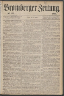 Bromberger Zeitung, 1866, nr 190
