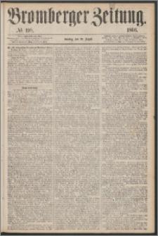 Bromberger Zeitung, 1866, nr 198