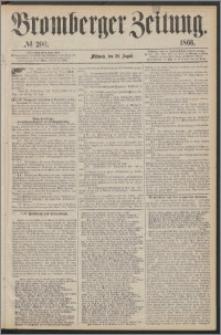 Bromberger Zeitung, 1866, nr 200