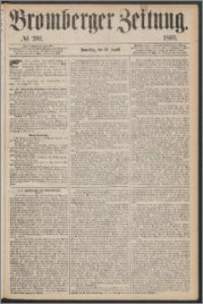Bromberger Zeitung, 1866, nr 201