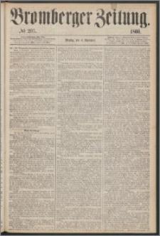 Bromberger Zeitung, 1866, nr 205