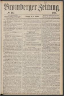 Bromberger Zeitung, 1866, nr 215