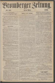Bromberger Zeitung, 1866, nr 216