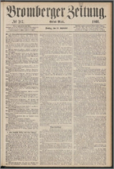 Bromberger Zeitung, 1866, nr 217