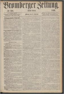 Bromberger Zeitung, 1866, nr 218