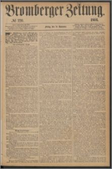 Bromberger Zeitung, 1866, nr 220