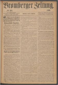 Bromberger Zeitung, 1866, nr 221