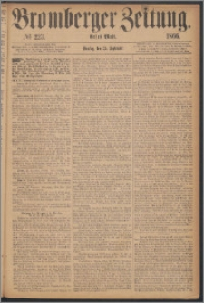 Bromberger Zeitung, 1866, nr 223