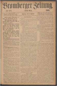 Bromberger Zeitung, 1866, nr 225