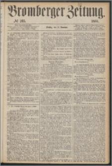 Bromberger Zeitung, 1866, nr 265