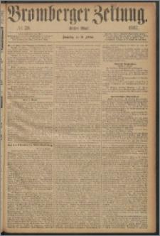 Bromberger Zeitung, 1867, nr 38
