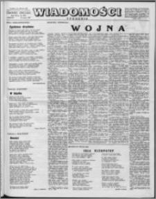 Wiadomości, R. 12 nr 13 (574), 1957