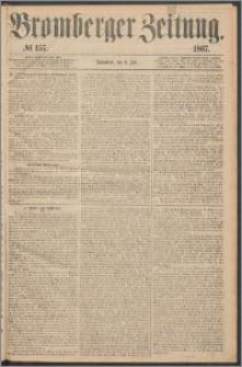 Bromberger Zeitung, 1867, nr 157