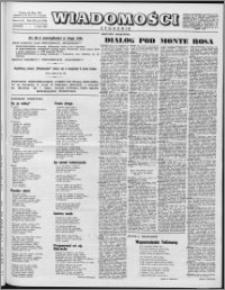 Wiadomości, R. 12 nr 18 (579), 1957