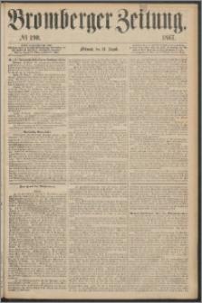 Bromberger Zeitung, 1867, nr 190