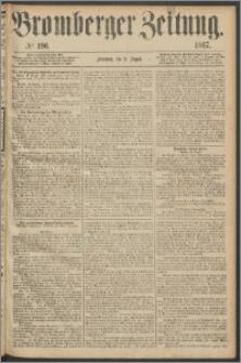 Bromberger Zeitung, 1867, nr 196