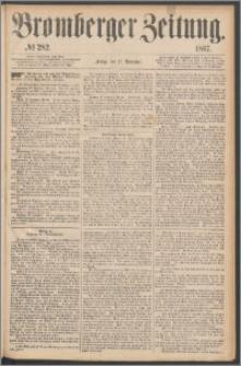 Bromberger Zeitung, 1867, nr 282
