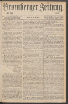 Bromberger Zeitung, 1867, nr 294
