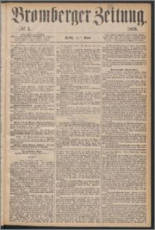 Bromberger Zeitung, 1868, nr 5