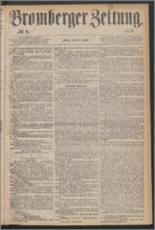 Bromberger Zeitung, 1868, nr 8